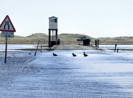 """Is Holy Island """"holy""""? If so – why?"""