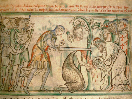 St Alban: Losing our heads