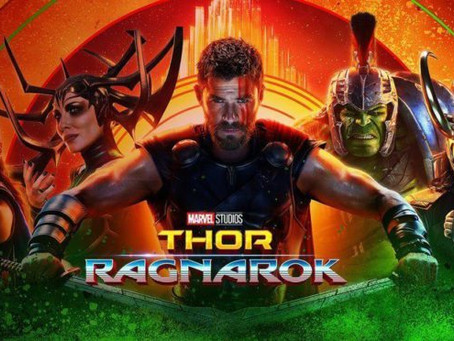 Monday Review: Thor Ragnarok