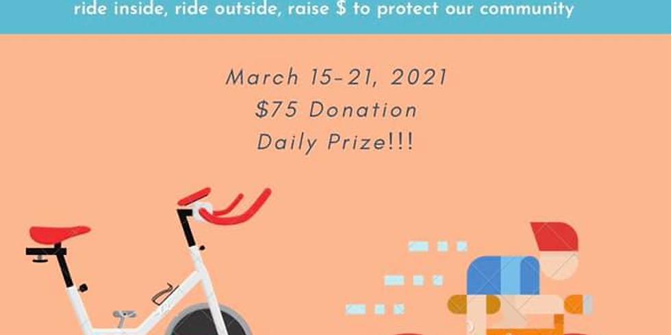POCN Ride-A-Thon Fundraiser