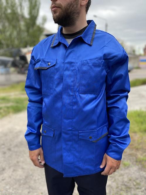 Куртка рабочая, удлиненная