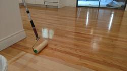 Floor Shine Roller Wood Floor