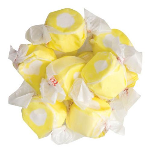 Lemon Meringue Taffy