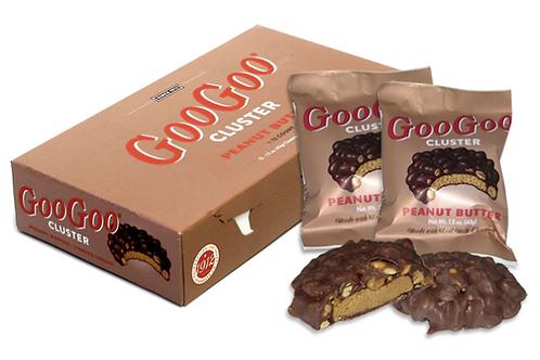 GooGoo Cluster Peanut Butter