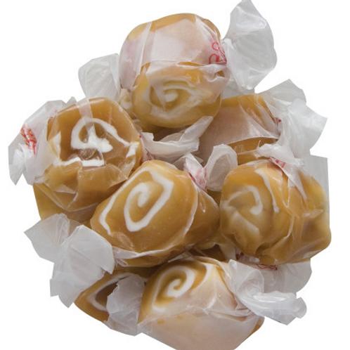 Caramel Swirl Taffy