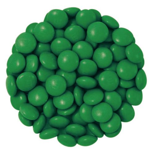 Dark Green M&M's