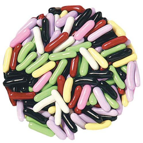 Licorice Pastels