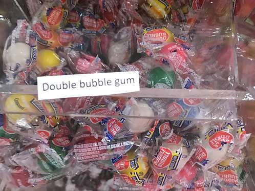 Double Bubble Gumballs