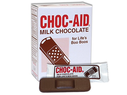 Choc-Aid Milk Chocolate