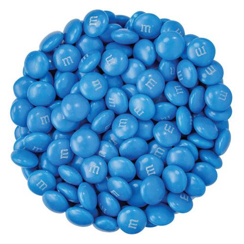 Blue M&M's