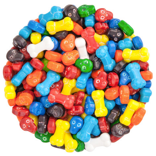 Skull and Bones Candy
