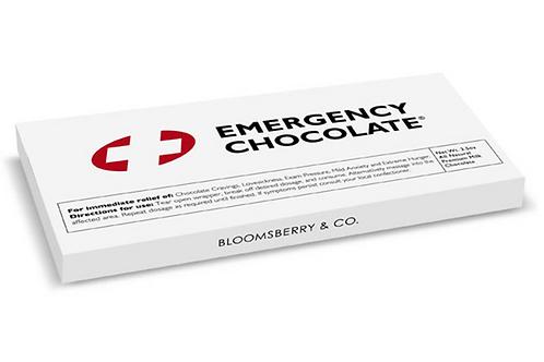 Emergency Chocolate-Milk