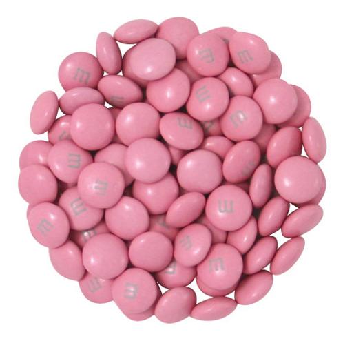 Pink M&M's