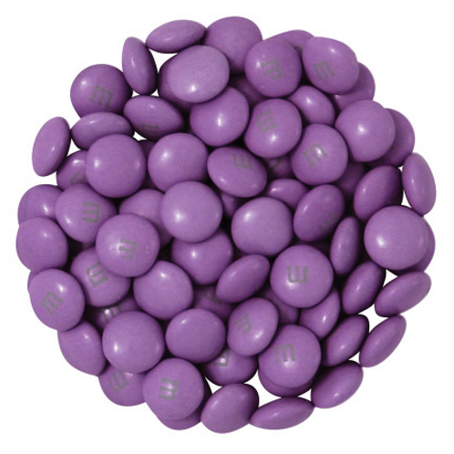 Purple M&M's