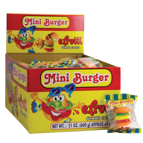 Mini Gummy Burger