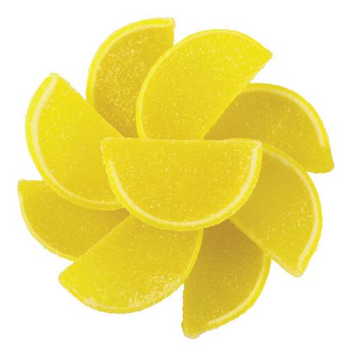 Lemon Fruit Slices