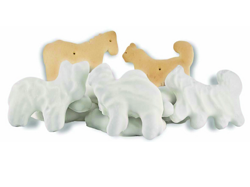 Yogurt Animal Crackers