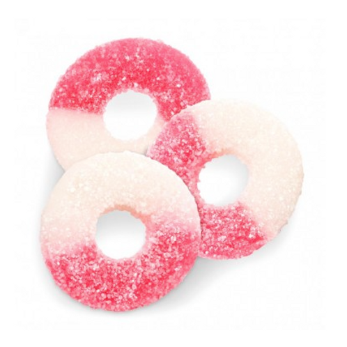 Gummy Watermelon Rings