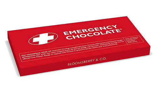 Emergency Chocolate-Dark