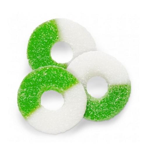 Gummy Apple Rings