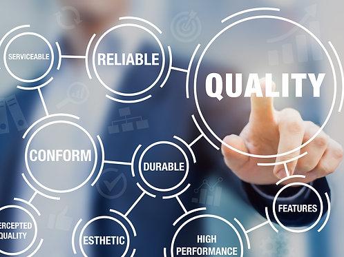 Project Quality Management: