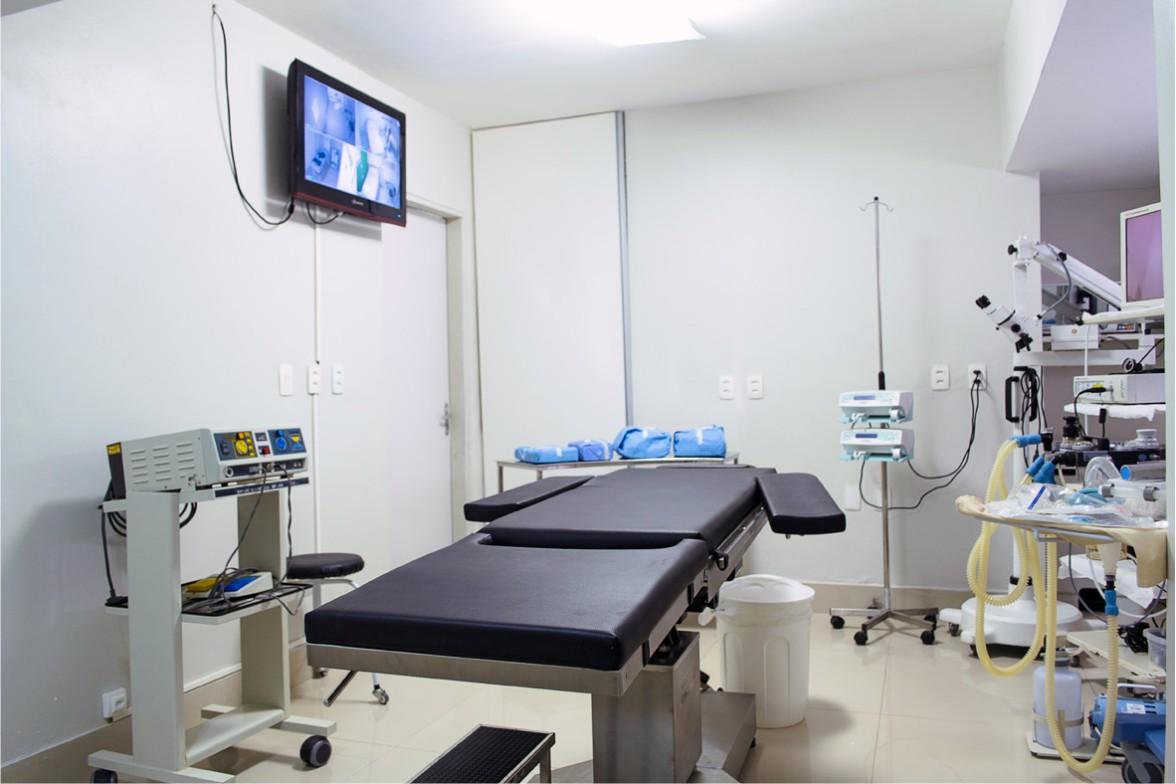 Completo centro cirúrgico