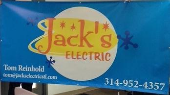 Jack's Electric Banner.JPG