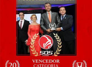 Sos Otorrino - Vencedor do Troféu Heitor Falcão 2017