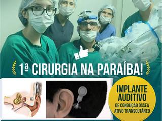 Implante Auditivo