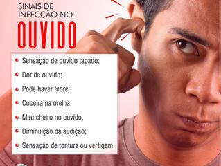 Cuidados com o ouvido