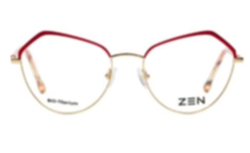 ZEN hand painted designer eyeglasses