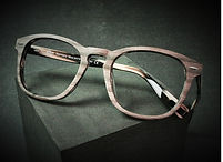 s. Oliver BLACK LABEL cotton acetate with wood look