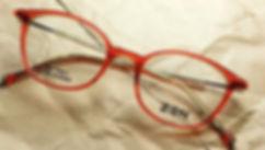 ZEN eyeglasses bio titanium and HD acetate