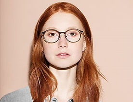eyeglasses from the LIEBESKIND Berlin optical collection