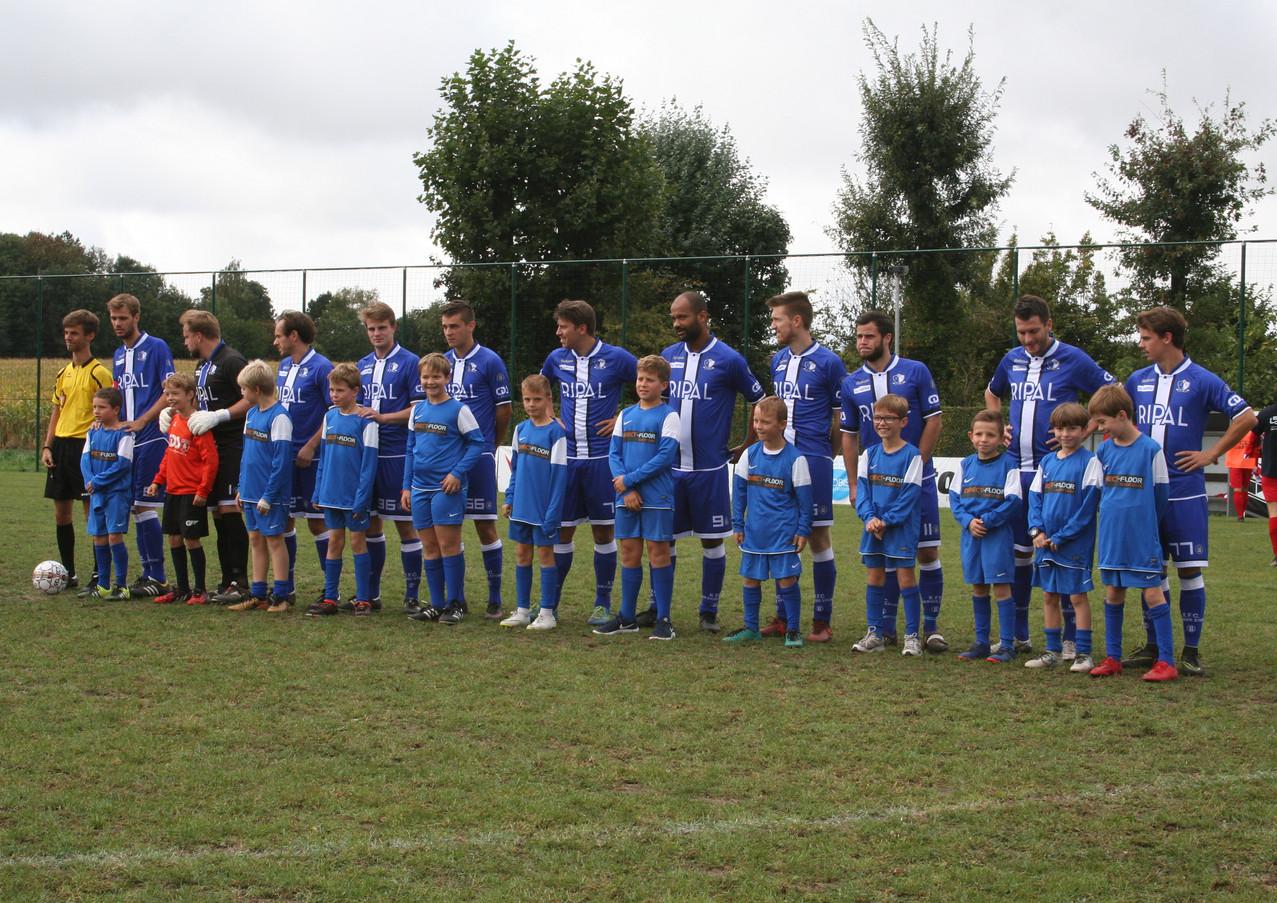 de 11 voor KFCA vs Jong Helkijn