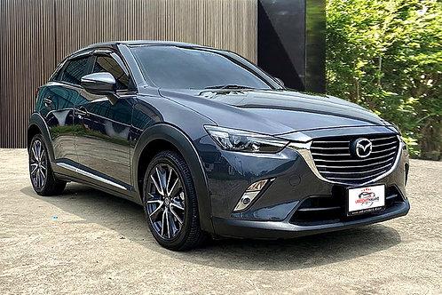 2017 Mazda CX-3 2.0 S ไมเนอร์เชนจ์ มือเดียวออกห้าง  ประวัติศูนย์ครบ