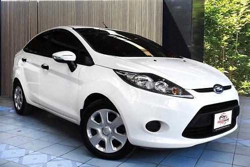 2012 Ford Fiesta 1.4 รถมือเดียวออกห้าง ไมล์เพียง 95,000 km.