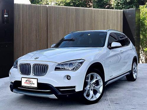 2013 BMW X1 XLine Lci รุ่น Top พวงมาลัยเบา สภาพใกล้เคียงป้ายแดง