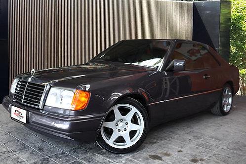 1991 Benz 300CE Coupe W124 รถคูเป้ในตำนาน  สภาพสวย