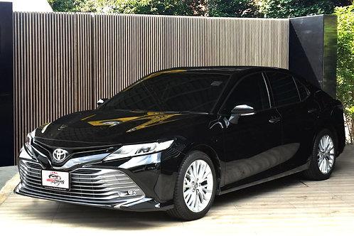 2019 Toyota Camry 2.5G Sunroof  ซีดานหรู ขับสบาย แรงและสุดประหยัด