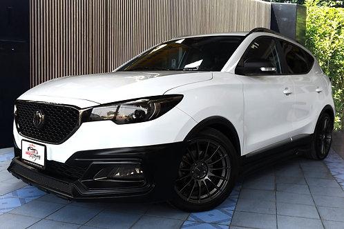 2018 MG ZS 1.5 D รถมือเดียวออกห้าง ประกันศูนย์เหลือ 1 ปี ไมล์น้อย เพียง66,000km.