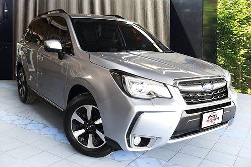 2016 Subaru Forester 2.0i-p มือเดียวออกห้าง รถสวยเดิม Service ศูนย์ตลอด