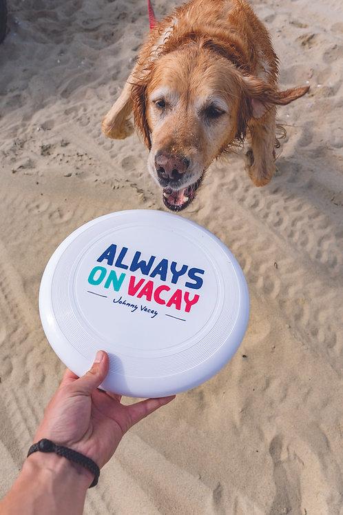 Vacay Frisbee