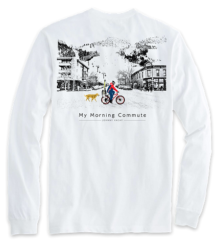 Aspen Morning Commute