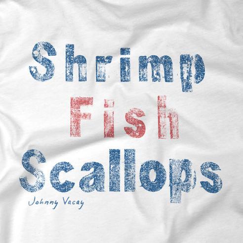 Shrimp Fish Scallops