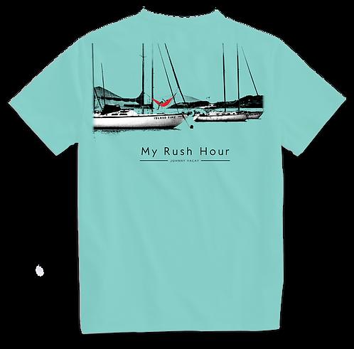 Cruz Bay Rush Hour