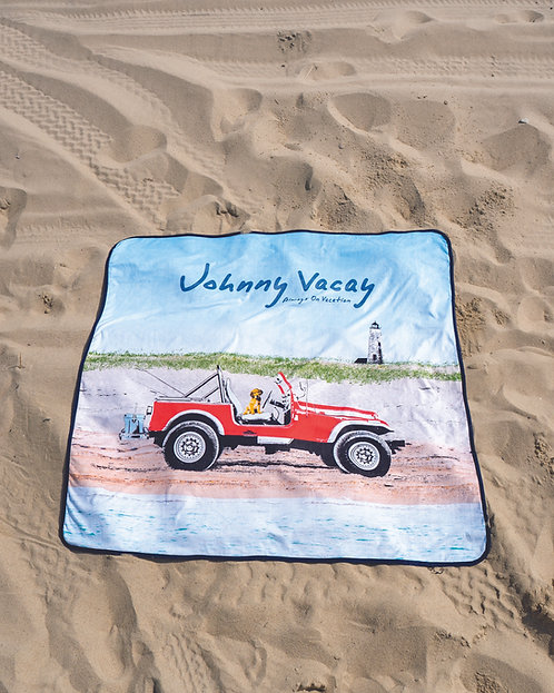 Business Partner   Beach Towel / Blanket