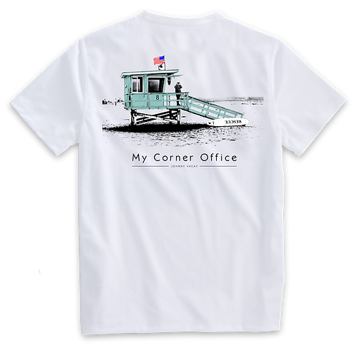 SoCal Corner Office