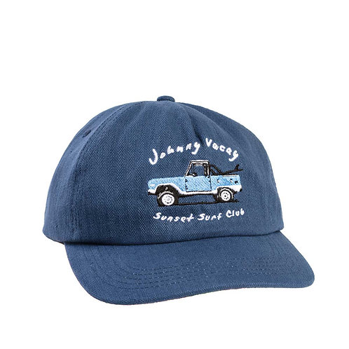 Bronco 5 Panel Hat