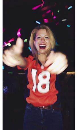 Broncos Win Superbowl!